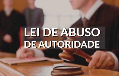 lei Abuso de autoridade 400x255 - Bolsonaro diz que lei de abuso de autoridade terá quase 20 vetos