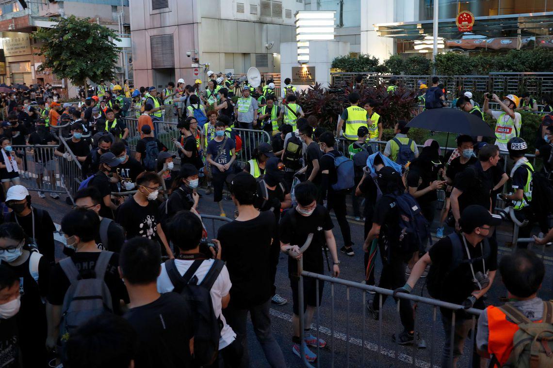 Governo de Hong Kong diz que não matou manifestantes
