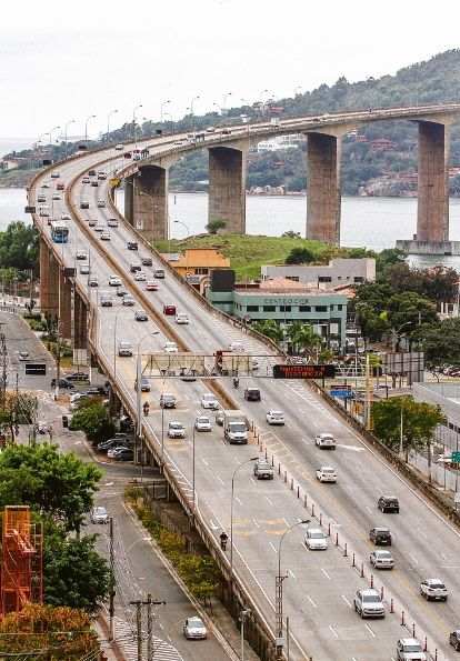 Já são 2 milhões de veículos circulando no Espírito Santo