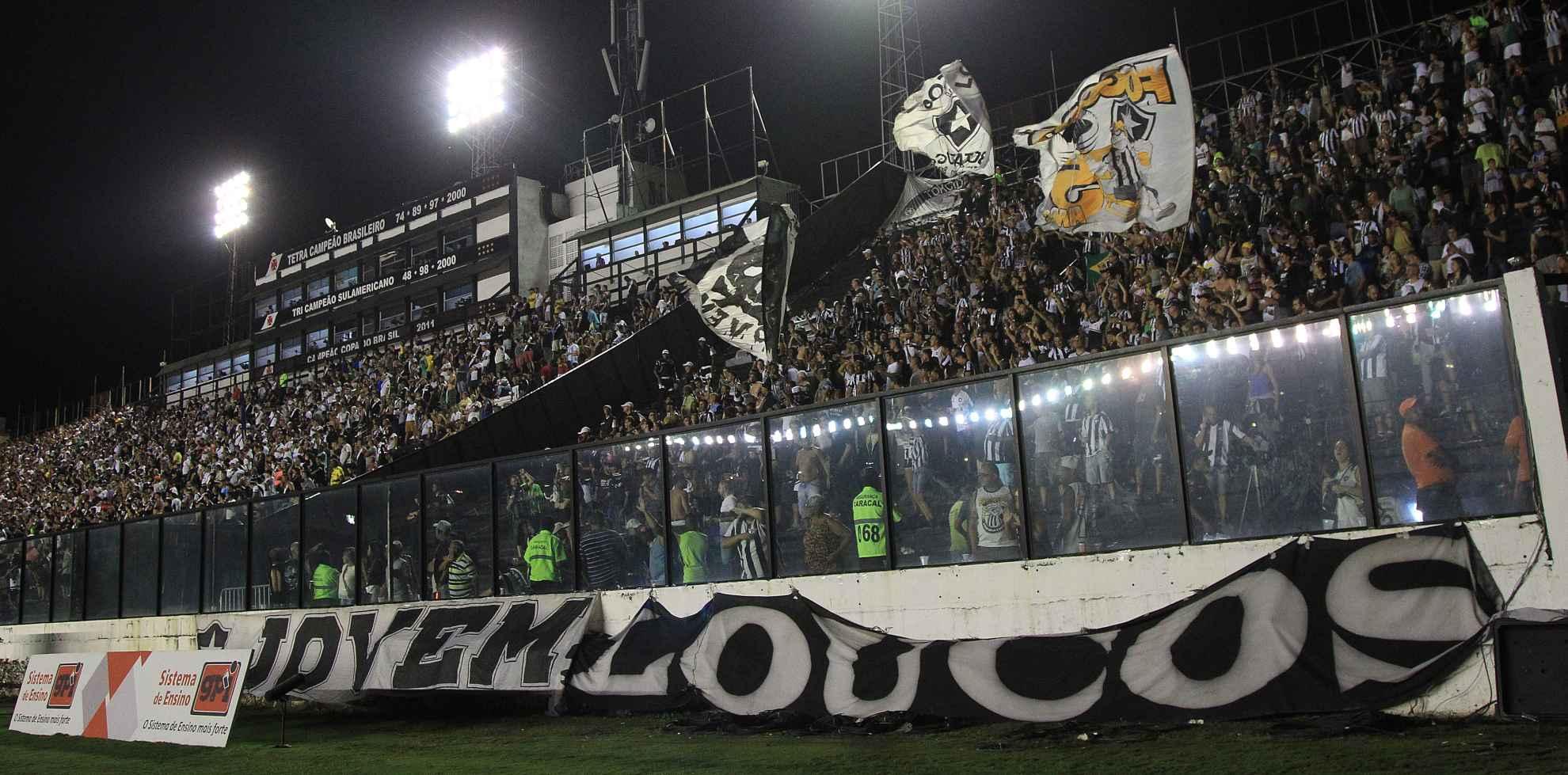 Botafogo tem projeto para buscar dias melhores