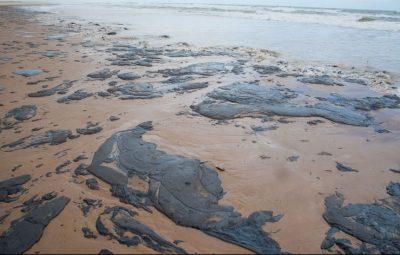 Defesa põe Forças Armadas à disposição para combater manchas de óleo 400x255 - Defesa põe Forças Armadas à disposição para combater manchas de óleo