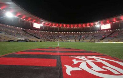 Escudo do Flamengo 400x255 - Flamengo busca quebrar jejum de 38 anos