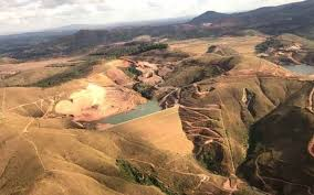 Vale aciona protocolo de emergência em barragem de Ouro Preto - Vale aciona protocolo de emergência em barragem de Ouro Preto