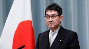 Ministro da Justiça do Japão renuncia ao cargo