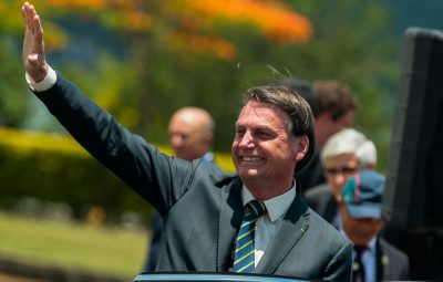 Bolsonaro 400x255 - Bolsonaro assinou carta de desfiliação do PSL, anuncia advogada
