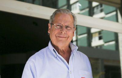 ex ministro José Dirceu 400x255 - Justiça manda soltar ex-ministro José Dirceu