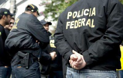 policia federal 400x255 - Lava Jato: PF faz operação no Rio contra lavagem de dinheiro