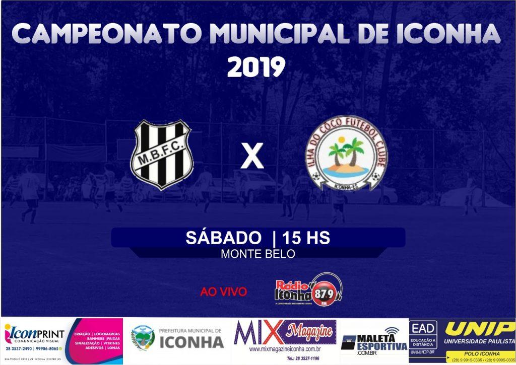 WhatsApp Image 2019 12 02 at 18.01.03 1 1024x725 - Dois Jogos fecham a terceira rodada do campeonato Municipal de Iconha
