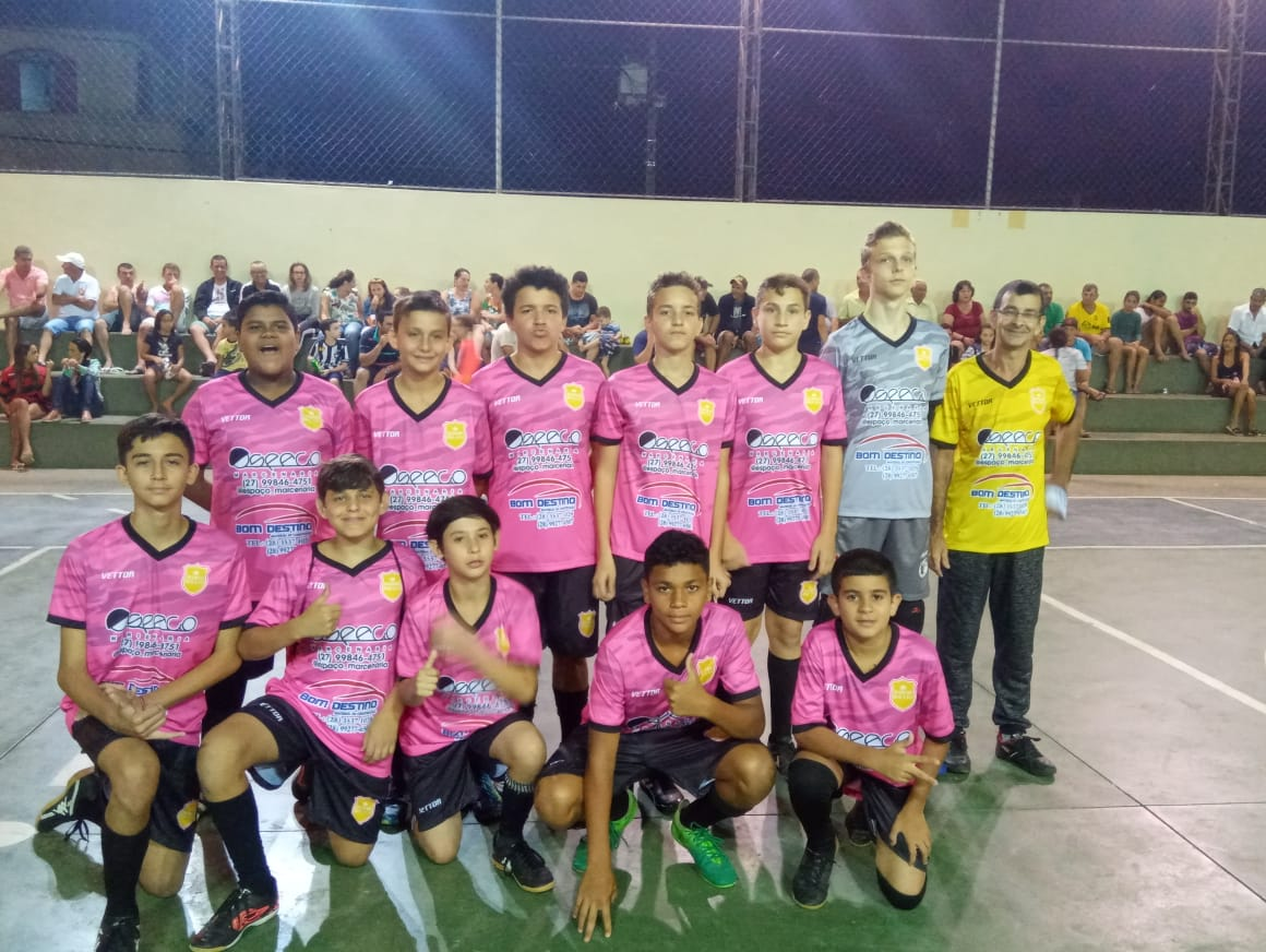 Vai começar as decisões do campeonato intermunicipal de futsal infanto juvenil em Iconha