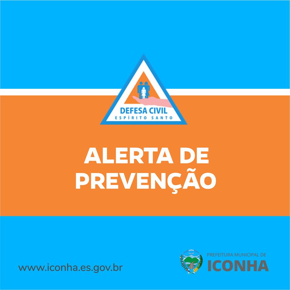 Atenção: Rio Iconha sobe quase 4 metros e coloca população em alerta máximo