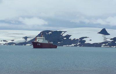 Reinauguração da estação brasileira na Antártica é adiada para amanhã 400x255 - Reinauguração da estação brasileira na Antártica é adiada para amanhã