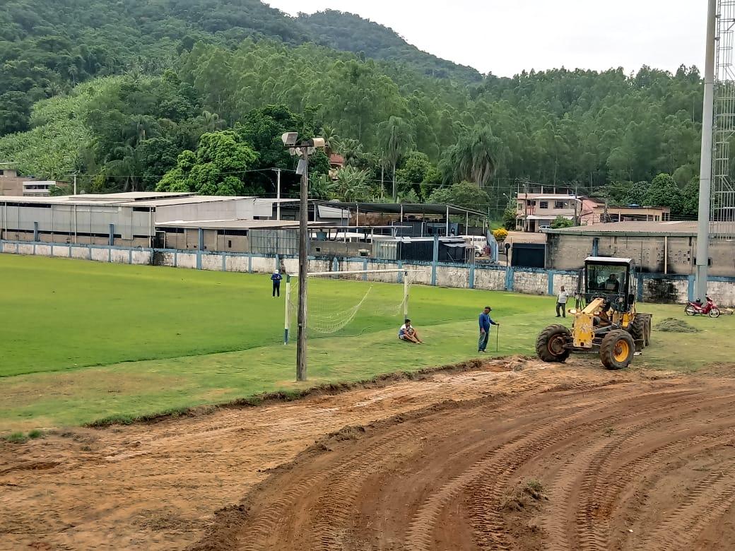 Prefeitura de Iconha realiza melhorias no Campo do Japão