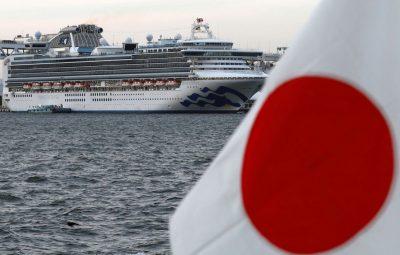 coronavirus 2 400x255 - Coronavírus: outras 39 pessoas a bordo de navio estão infectadas