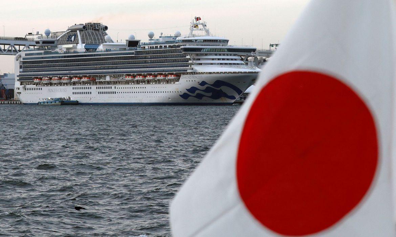 Coronavírus: outras 39 pessoas a bordo de navio estão infectadas
