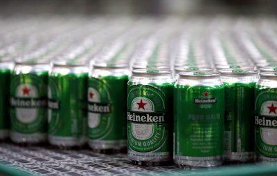 heineken 400x255 - Brasil se torna o maior mercado da Heineken