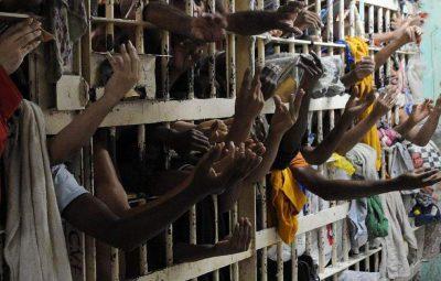 presos 400x255 - Presos poderão ser obrigados a ressarcir o Estado por gastos que trazem ao sistema carcerário