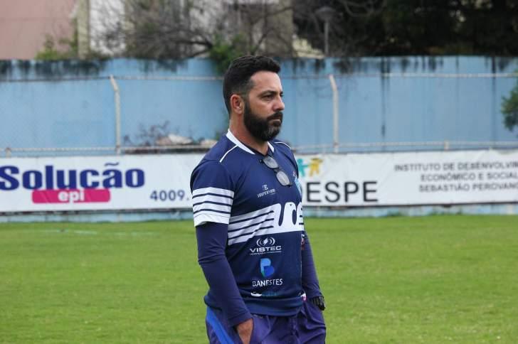 Com 100% no Capixabão, Técnico do Vitória foca na Copa do Brasil