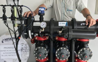 Elídio Torezani diretor da Hydra Irrigações 400x255 - Empresa agro capixaba é reconhecida como uma das maiores e melhores do País