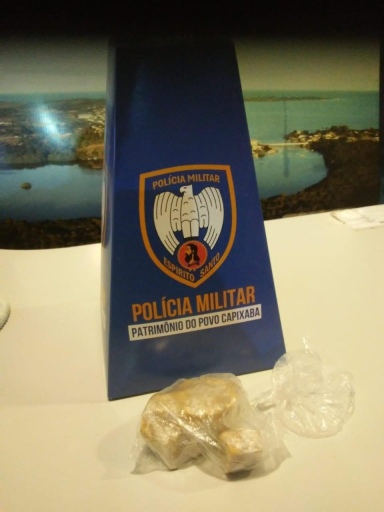 Imagem 1 768x1024 - Policia Militar apreendem drogas em Anchieta