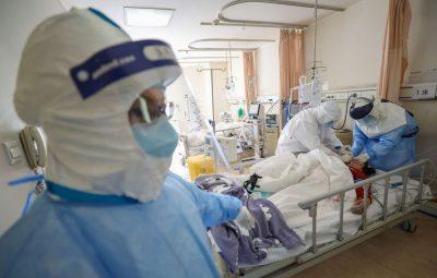 Número de mortes pelo novo coronavírus dispara na França e Itália 400x255 - Número de mortes pelo novo coronavírus dispara na França e Itália