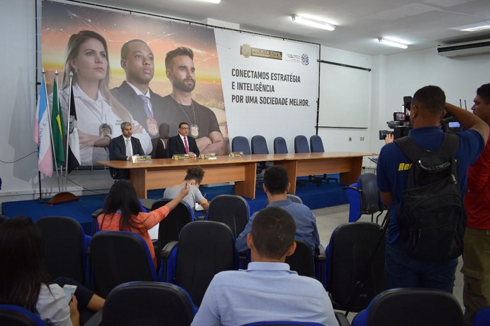 Polícia Civil indicia empresário que divulgou vídeo sobre falsa contaminação por Coronavírus