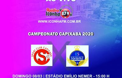WhatsApp Image 2020 03 07 at 11.44.36 400x255 - Após perder por WO na série B Sport Club Capixaba busca a reabilitação contra o Espírito Santo SE.