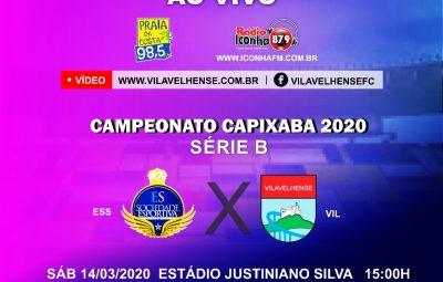 """WhatsApp Image 2020 03 11 at 23.04.34 400x255 - VilaVelhense comemora audiência com transmissão de """"Rádio"""" na TV web"""