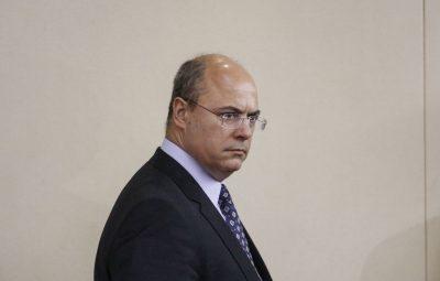 Witzel 400x255 - Alexandre de Moraes vai definir futuro de impeachment do governador do Rio