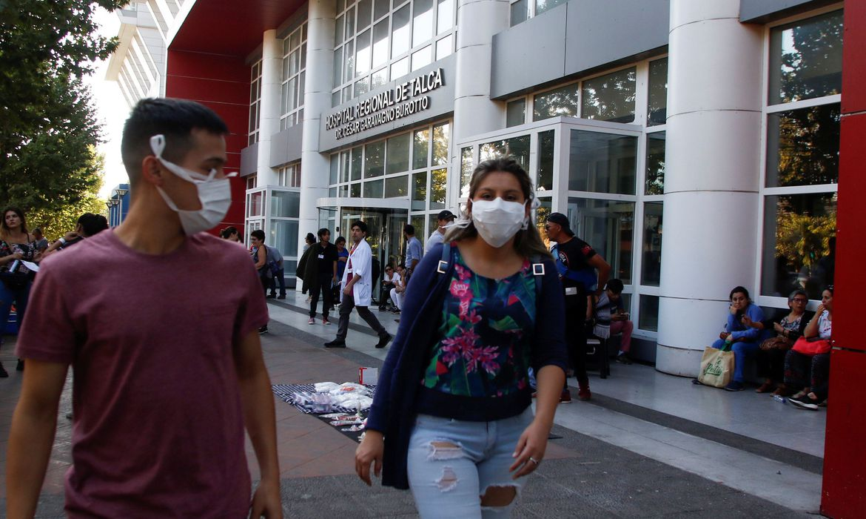 Covid-19: Chile declara estado de catástrofe por 90 dias