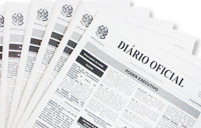diario oficial cascata 400x255 - Governo decreta Estado de Emergência em Saúde Pública no Espírito Santo
