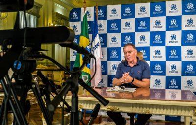 governadir 400x255 - Governador do ES anuncia pacote de medidas econômicas para enfrentar novo coronavírus