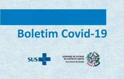 logocovid19azul 400x255 - Secretaria da Saúde divulga 20º boletim de Covid-19