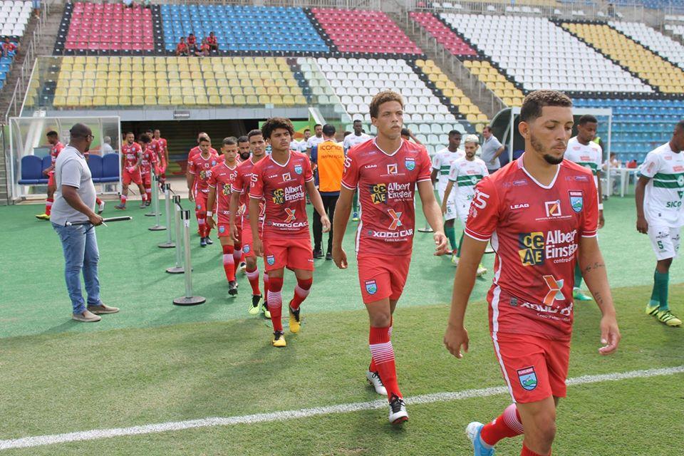 Após derrota em casa, VilaVelhense vai em busca da vitória contra o ESSE