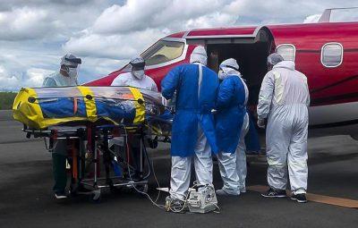 001 anac capsula de isolamento transporte de vitimas da covid 19 0423202505 400x255 - Anac autoriza modificações em aeronaves para transporte de pacientes