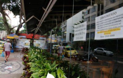 Rio de Janeiro 400x255 - Rio permitirá que municípios sem coronavírus reduzam isolamento