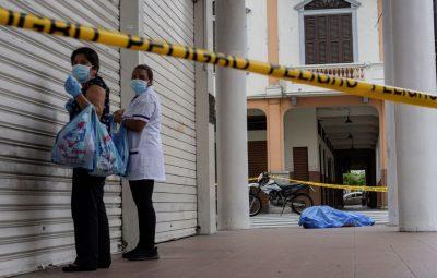 Sistema funerário do Equador entra em colapso por mortes pela covid 19 400x255 - Sistema funerário do Equador entra em colapso por mortes pela covid-19