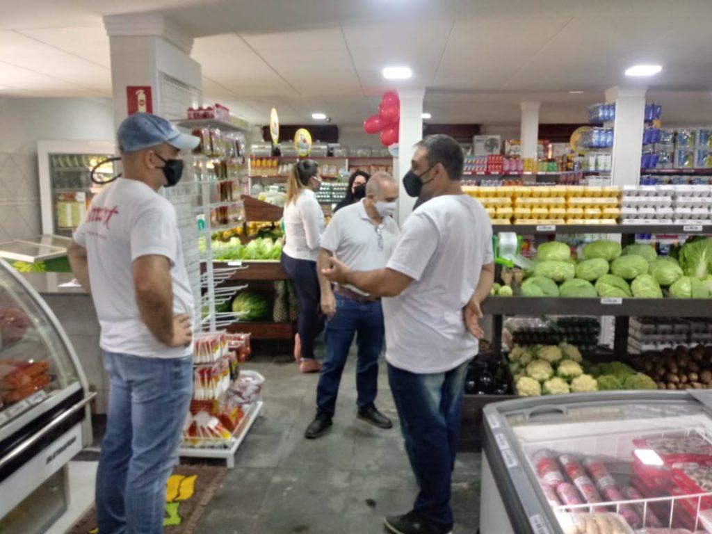 4acbf518 1058 49ce 97c2 b9101ac0af5e 1024x768 - Supermercado Calenzani volta a funcionar após ficar cinco meses fechado por conta da enchente