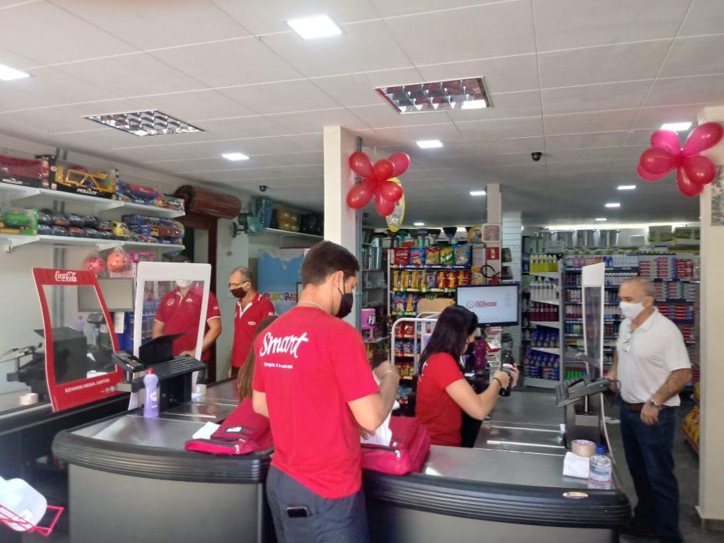 648b4ae4 f525 4e2b 888c 66d9680f9147 1024x768 - Supermercado Calenzani volta a funcionar após ficar cinco meses fechado por conta da enchente
