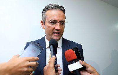 Delegado Rolando Alexandre 400x255 - Bolsonaro nomeia secretário da Abin para a direção-geral da PF