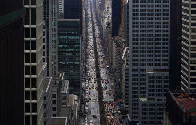 EUA 400x255 - Dias de sol atraem multidões a parques e praias nos EUA