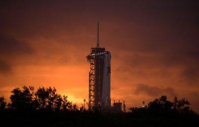 SpaceX lançará primeira missão espacial tripulada nesta quarta feira 400x255 - SpaceX lançará primeira missão espacial tripulada nesta quarta-feira