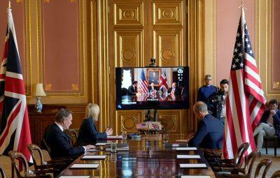 acordo de livre comércio 400x255 - Começam negociações para acordo comercial entre EUA e Inglaterra
