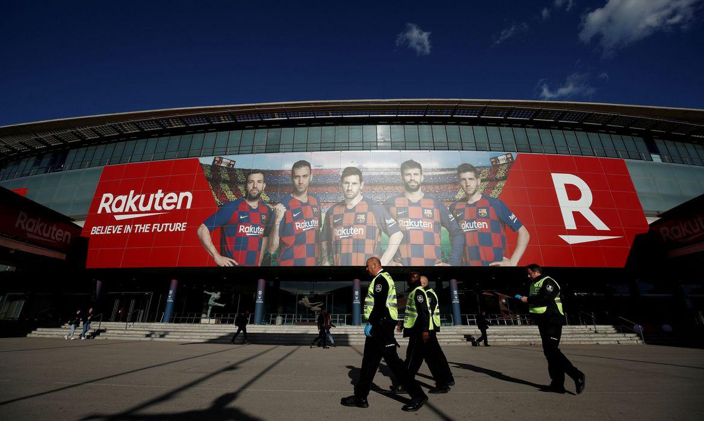 Barcelona marca exames de equipe principal para retomar treinos