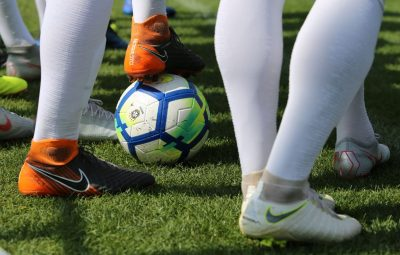 futebol 400x255 - Goiânia deve liberar treinos de futebol em junho