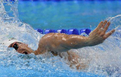 natação 400x255 - Federação adia Mundial de Esportes Aquáticos para maio de 2022