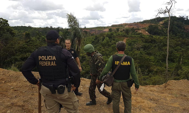 Portaria ministerial prorroga Força Nacional na Amazônia Legal