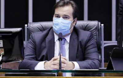 Maia 400x255 - Rodrigo Maia afirma que PEC da Guerra não será prorrogada