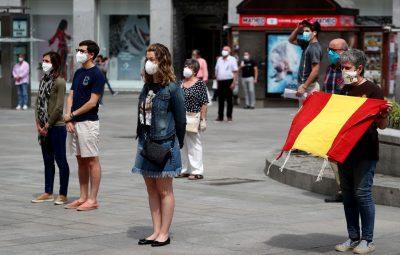 coronavirus espanha schengen 1 400x255 - Espanha não registra novas mortes por coronavírus desde domingo
