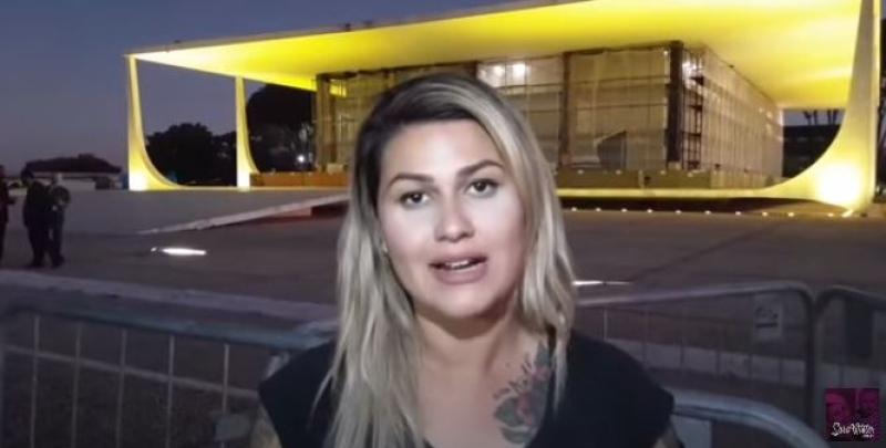 Líder do grupo 300 do Brasil é presa em Brasília pela Polícia Federal