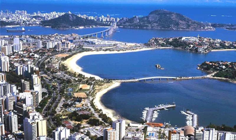 Vitória passa a ser considerada uma das maiores metrópoles do Brasil